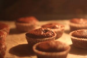 Mini muffin con sorpresa cottura