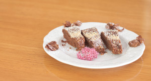 Torta al cioccolato glutenfree e vegan