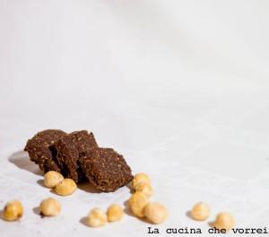 Biscotti di riso e grano saraceno