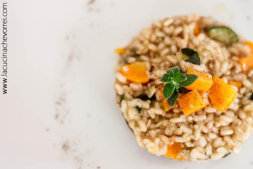 Ben noto Riso integrale senza glutine vegan | La cucina che vorrei BA15