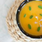 Crema di carote alla salvia