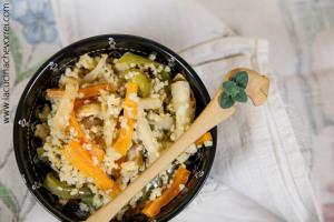 Couscous di miglio con verdure ricette di la cucina che for Cucinare miglio